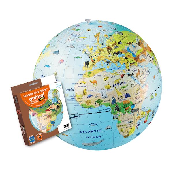 プラネットボール 動物たちの大陸 50cm