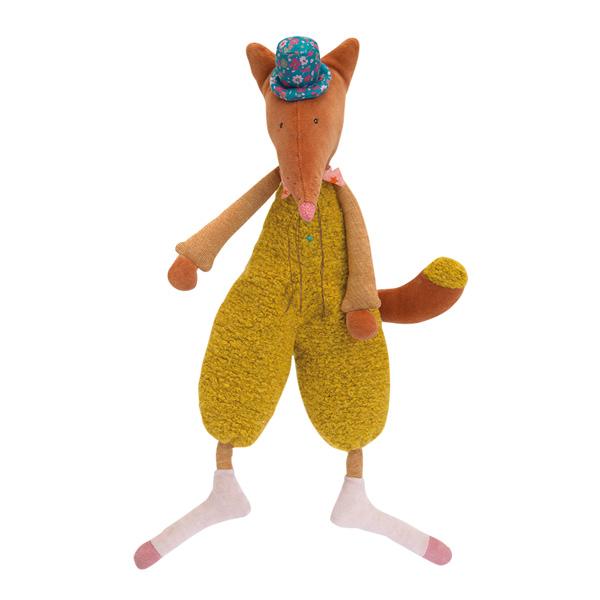 【50%OFF】「タルタンポア」抱き人形・きつねのデデ