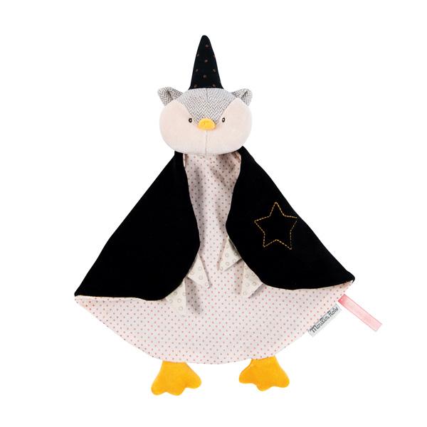 「ワンス・アポン・ア・タイム」フクロウのおしゃぶりタオル