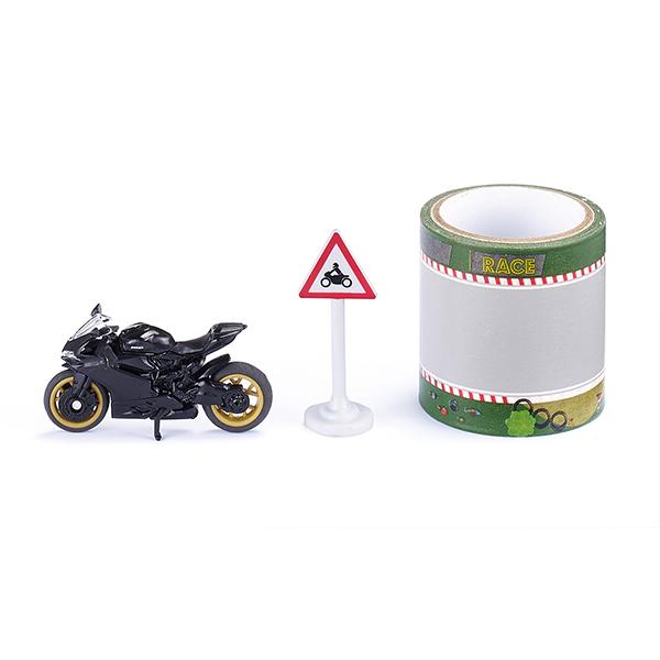 ドゥカティ 1299パニガーレ マスキングテープ付き (ジク・SIKU)