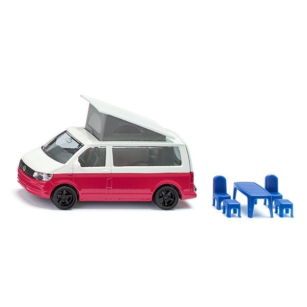 VW T6カリフォルニア 開閉式ルーフ付き (ジク・SIKU)