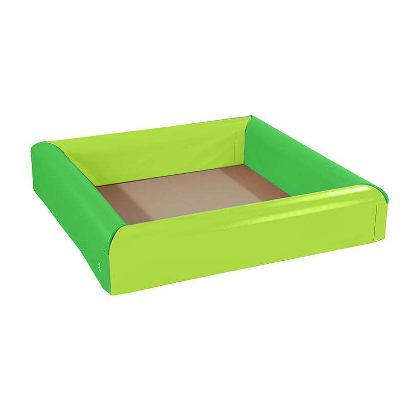 ボールプール    2カラー グリーン&ライトグリーン