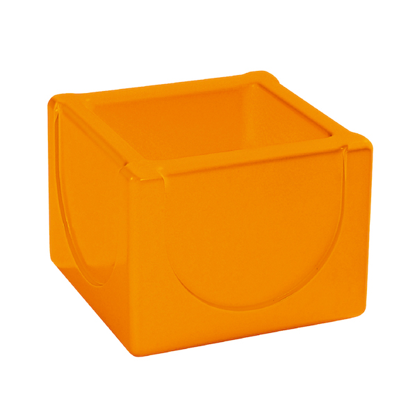 リルー・ボックス ライトオレンジ