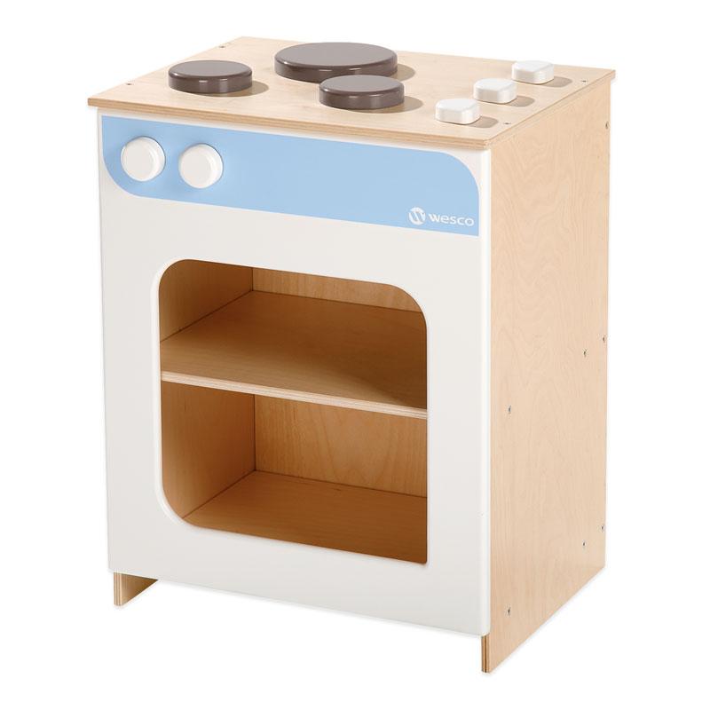 木製キッチン コンロ