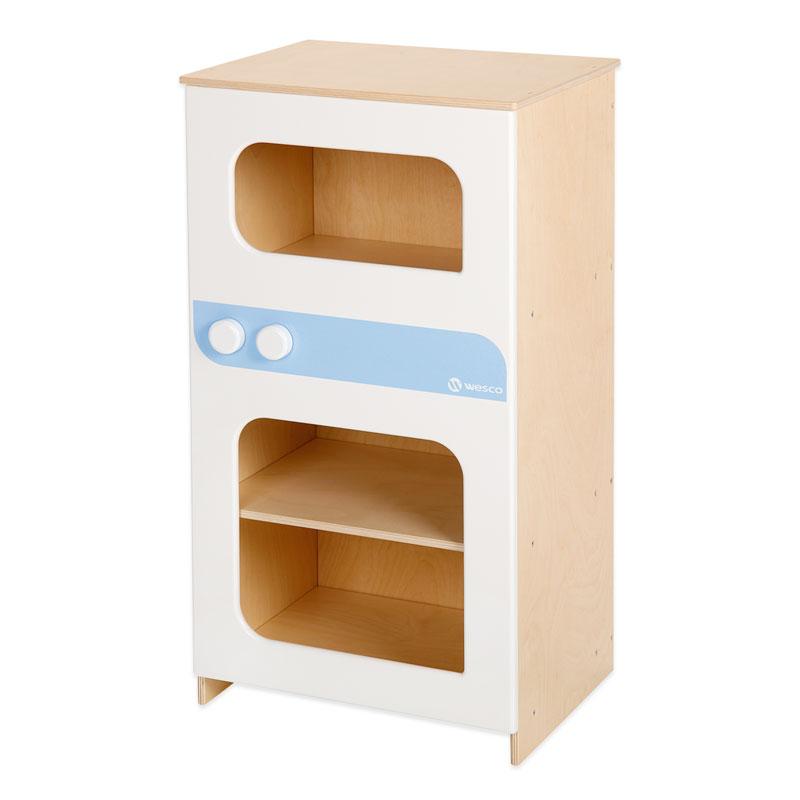 木製キッチン   冷蔵庫
