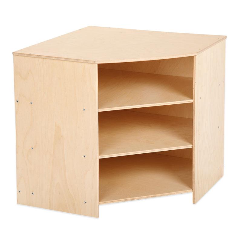 木製キッチン コーナー