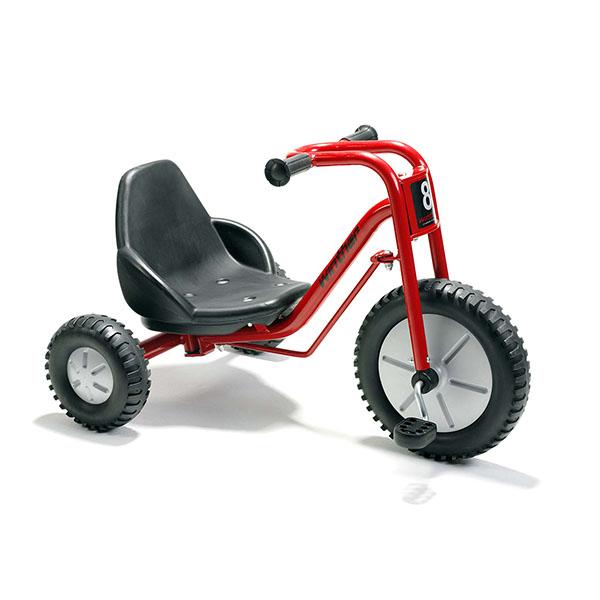 スラローム三輪車